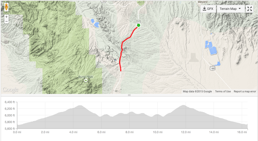 2015 Tour of the Gila Stage 3