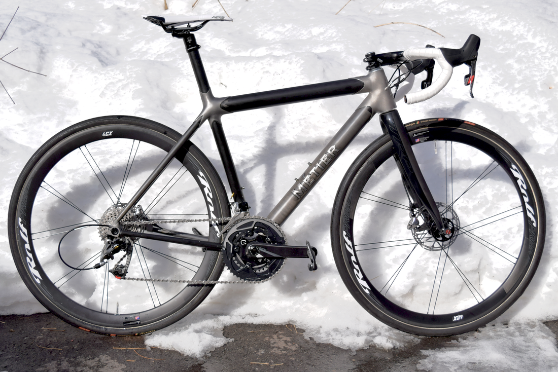 Winter Training Bike