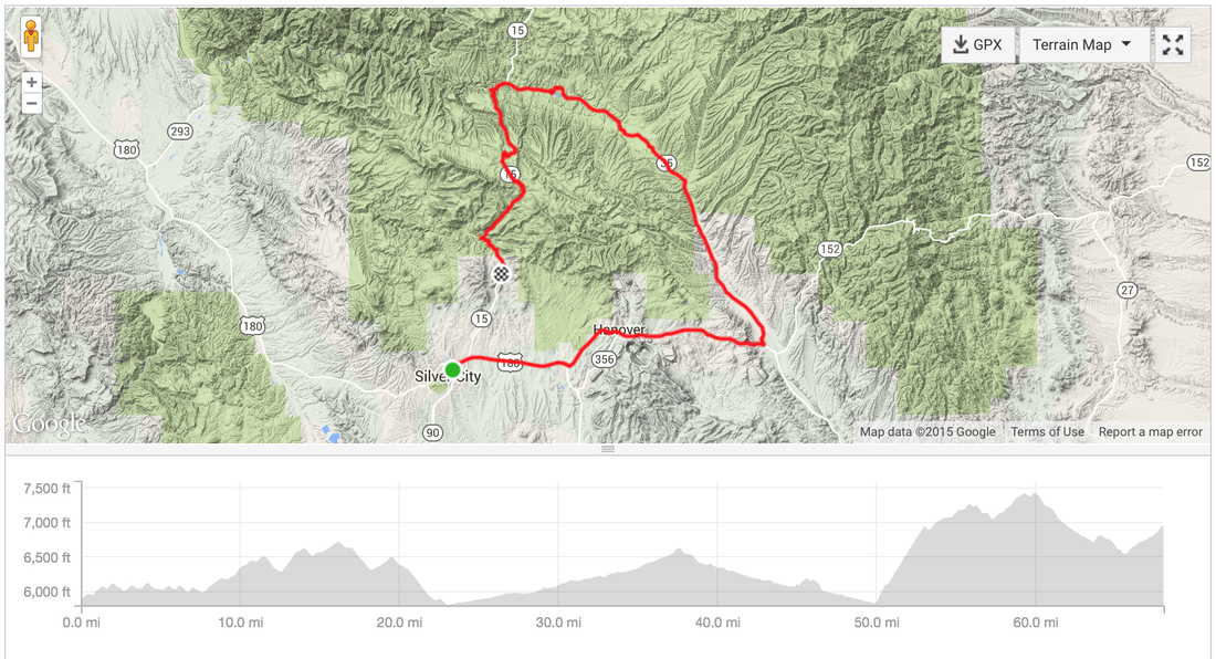 2015 Tour of the Gila Stage 5