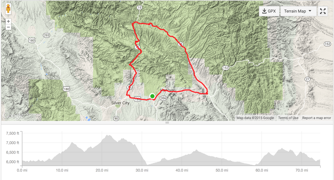 2015 Tour of the Gila Stage 2